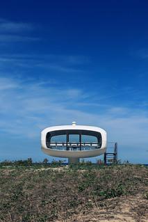 Vintage modern Art architecture