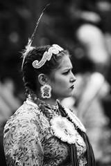 Bold (photoluver1) Tags: portrait native monochrome blackandwhite pretty girls regalia jingledress powwow traditions ojibwe princess beauty bold beautiful blackdiamond culture defined woman lady customs