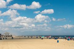 Sun Stripes - Ocean Grove (mcmessner) Tags: beach boardwalk fineart light newjersey og oceangrove shadow streetphotography travel travelphotography usa us