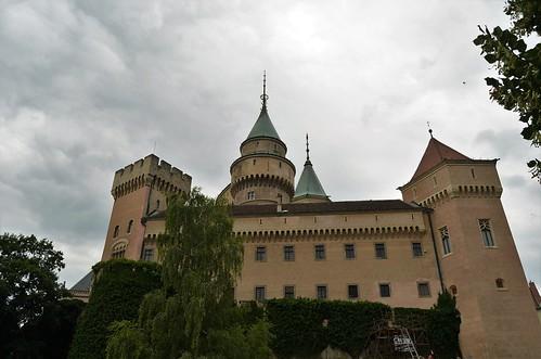 The castle of Bojnice VII