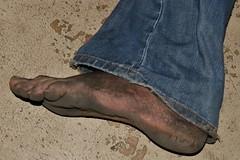 dirty city feet 599 (dirtyfeet6811) Tags: feet foot barefoot dirtyfeet dirtyfoot dirtytoes cityfeet