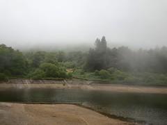 Misty Mountain Morning, Blaen Bran Reservoir, Upper Cwmbran 12 August 2018 (Cold War Warrior) Tags: blaenbran reservoir mist cwmbran