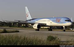TUI Airways Boeing 757-28A G-OOBA @ Skiathos Airport (LGSK/JSI) (Joshua_Risker) Tags: thomson airways tui air tomjet gooba boeing 757 757200 rb211 skiathos airport lgsk jsi