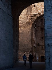 Archways in Perugia (jools_b) Tags: italy umbria perugia sony a900