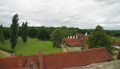 Sissinghurst Castle and Garden - Where it's Difficult Not to (B) oast of Its Beauty!
