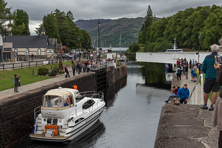 Fort Augustus locks (6)
