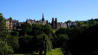 Old town / Edinburgh / Escocia (1) / Scotland
