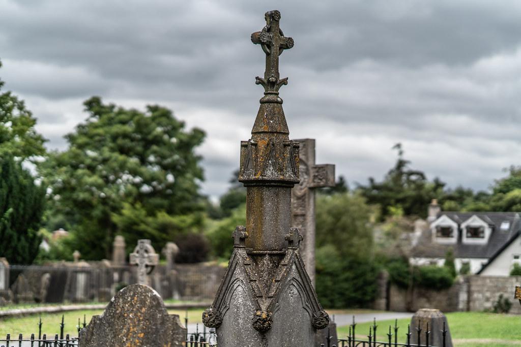 OLD CHURCHYARD KNOWN AS ST. JOHN'S [DUBLIN ROAD KILKENNY]-142902