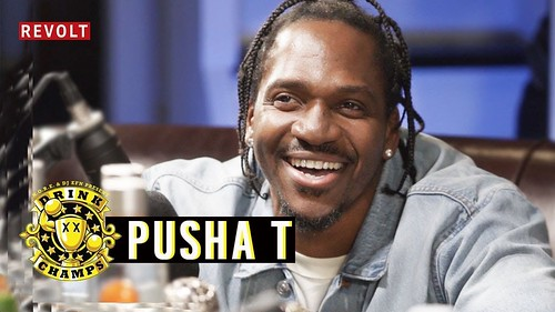 Pusha T fan photo