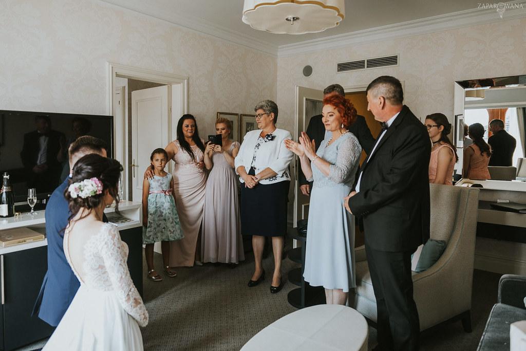 105 - ZAPAROWANA - Kameralny ślub z weselem w Bistro Warszawa