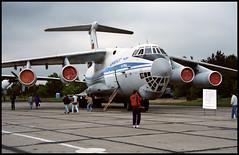 RA-76551 - Sperenberg Air Base 27.05.1994 (Jakob_DK) Tags: il76 il76md ilyushin ilyushinil76 il76candid ilyushin76 ilyushin76md ilyushinil76md cargo sperenberg sperenbergairfield flugplatzsperenberg rff russianairforce 1994 ra76551 aeroflot