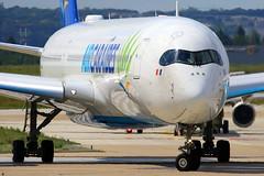 Air Caraïbes Airbus A350-941 F-HHAV (Manuel Negrerie) Tags: air caraïbes airbus a350941 fhhav aircaraïbes orly closeup a350xwb design spotting technology jetliner airliner plane aviation avion canon