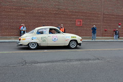 Great Race 2018 Buffalo NY to Halifax NS 133 (swi66) Tags: greatrace2018buffalonytohalifaxns ford mustang chevy chevrolet mopar nova chevelle impala monte carlo studebaker porche vw karman ghia hudson peerless riley buick olds oldsmobile vista cruiser pickup corvette mercedes gloria amc international pontiac firebird packard blues brothers dodge dart lincoln antique classic rally falcon ranchero hornet saab