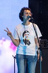Чичерина на фестивале Живой воздух