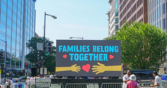 2018.06.30 WhiteCoats4FamiliesBelongTogether, Washington, DC USA 04231