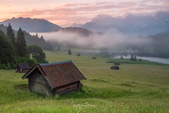 Gerold (Unforgettable Moments Landscapes) Tags: germany gerold upperbavaria sunrise canon5dmark3 canon travel photography digitalphotography mountains lake