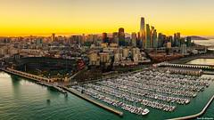 San Francisco Skyline (davidyuweb) Tags: san francisco skyline sanfrancisco ball park att salesforce tower 三藩市 sfist