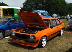 1977 Opel Ascona 2.0 204 hp (rvandermaar) Tags: 1977 opel ascona 20 204 hp 02rn20 sidecode3 opelascona b asconab opelasconab