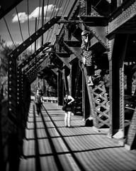 Reach (George Stastny. Photographer.) Tags: street streetphotography streets monochrome blackandwhite bnw bw getolympus olympus omd cctv cctvlens cmount fujian