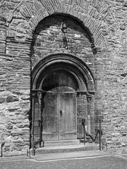 What's behind this door? (mattgilmartin) Tags: church god anglo saxon