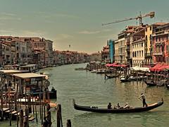Venice.. (kopiecmarcin) Tags: venice venedig wenecja italy travel europa water blue summer trip olympus omd lumixg25