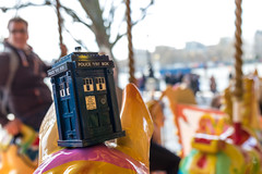 TARDIS in strange places - Merry-Go-Round (Ballou34) Tags: 2017 7dmark2 7dmarkii 7d2 7dii afol ballou34 canon canon7dmarkii canon7dii eos eos7dmarkii eos7d2 eos7dii flickr lego legographer legography minifigures photography stuckinplastic toy toyphotography toys stuck in plastic doctor who merrygoround merry go round tardis doctorwho londres england royaumeuni gb