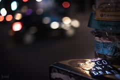 Crossing in Stokes Croft, Bristol, UK (KSAG Photography) Tags: disco street streetphotography night nightphotography city urban bokeh bristol wideangle europe england britain uk unitedkingdom june 2018 lights