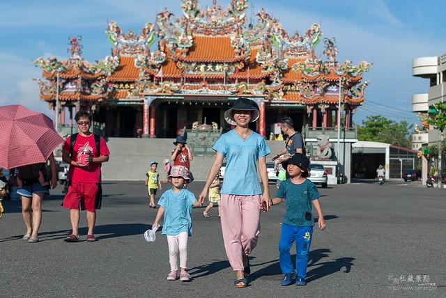 青鯤鯓夏天半日遊 呷冰、呷蚵嗲、玩海沙 (11)