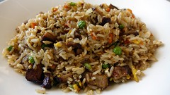 ~Pork Fried Rice~ (~☮Rigs Rocks☮~) Tags: rigsrocks truckerpics dinner pork porkfriedrice wokme chinnchinn mattawan michigan kalamazoo kzoo eatinggoodintheneighborhood thisisthebomb
