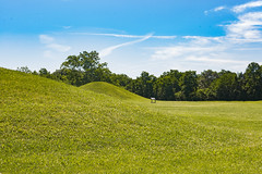 hopewellmounds-9417 (FarFlungTravels) Tags: adena alignment burial ceremonial chillicothe hopewell mound moundbuilders nativeamerican ohio rosscounty solar travel