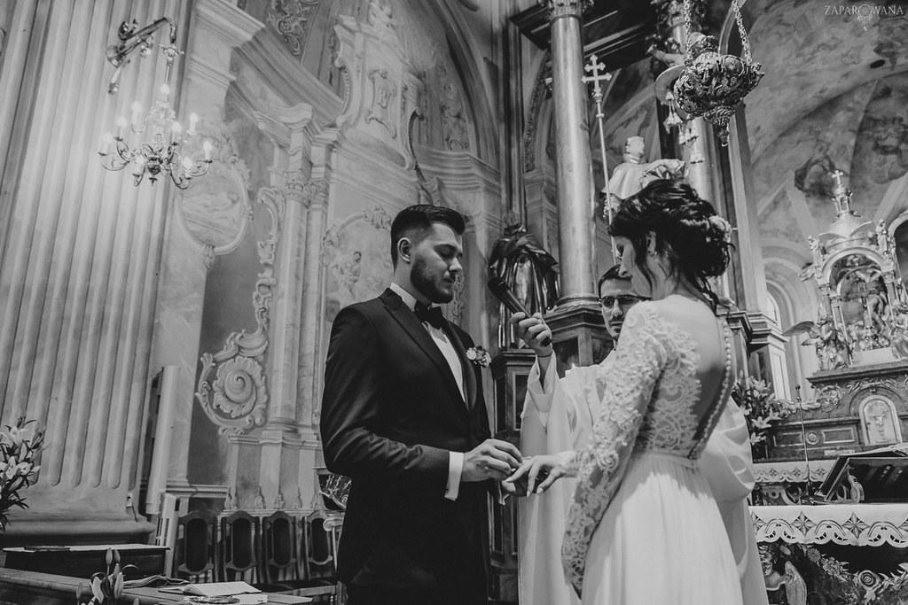190 - ZAPAROWANA - Kameralny ślub z weselem w Bistro Warszawa