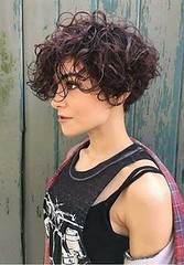 Curly Short Hairstyles for Women 2018 Having short curly hair is such a freeing … (nididchy) Tags: hairstyles for medium length hair short long school millennial viking beard l mens fashion style jewelry i tattoos sunglasses glasses sensod   diy home decor mehndi designs pallets health hairstylecom try haircuts