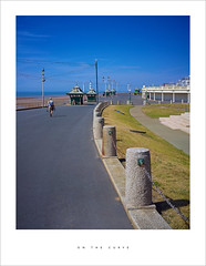 On the curve (Parallax Corporation) Tags: northshore pagoda promenade blackpool besidetheseaside bluesky