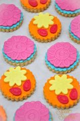 Mandala Sugar Cookies (sweetsuccess888) Tags: sweetsuccess sugarcookies mandala flowers mandalasugarcookies philippines workshop