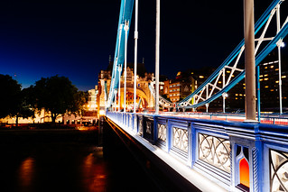 Nightscapes, Tower Bridge, London