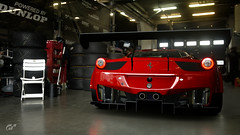 Ferrari 458 GT3 (Matze H.) Tags: ferrari 458 gt3 italia gt sport gran turismo box scapes wallpaper 4k uhd