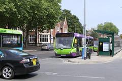 147-01 (Ian R. Simpson) Tags: yk08epd optare versa nottinghamcitytransport nottingham bus 309 ipswichbuses ipswich 147