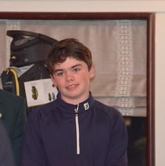 Mr Eamonn O' Kane's Captains Day Juvenile Winner