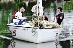 Going Sailing! (Spiro Anassis) Tags: lumix sailing water sanassis