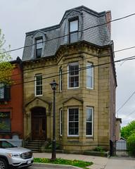 Bent House (rickmacewen) Tags: heritagearchitecture architecture saintjohn newbrunswick building canada
