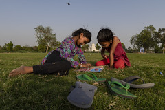 Ludo Time (Ravikanth K) Tags: ludo game kids playing board boardgame girls children taj mahal tajmahal india agra evening garden grass unescoworldheritagesite outdoor timepass fun recreation trees 500px