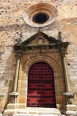 Puerta Iglesia de Santa María (Rafa Gallegos) Tags: puertas guareña badajoz extremadura españa spain iglesia igrexa igreja church