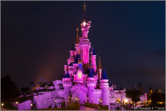 castle.disneyland@paris.fr (Rinaldofr) Tags: canon6dmkii canon24105f4ismkii chessy îledefrance francia fr france paris disney disneyland night light freehand