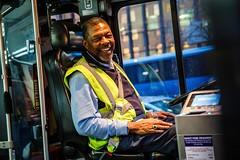 Hartford, CT - 2/8/17 - #365 (joefgaylor) Tags: hartford hartfordhasit bus driver pos portrait portraits makeportraits makeportrait streetphotography streetportrait