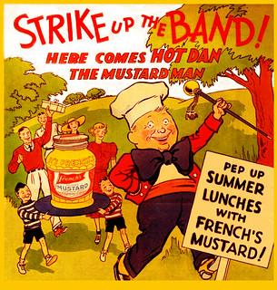 Hot Dan, The Mustard Man -- 1937
