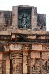 Konark Sun temple, unfinished figures. Odisha, India (n1ck fr0st) Tags: konark sun temple odisha india figures