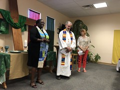 Closing Service for New Vision UCC in Chico, Sunday July 8, 2018