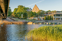 tallinn3-31.jpg (paulslinger01) Tags: estonia sunny sunrise bridge eesti bywater water riverboat dusk baltic reeds tallinn easterneurope outside river spring flags summer outdoors sunset pyramid riverbank dawn nature harjumaakond ee