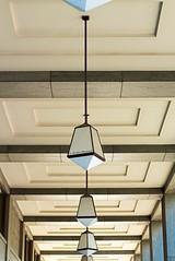 Lampen (Jenke-PhotozZ) Tags: berlin buildings symmetrical symmetrie lampen lamps potsdamerplatz perspective view visitberlin architecture architektur details design