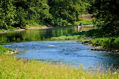 East Fork Whitewater River (durand clark) Tags: river whitewaterriver flyfishing southeastindiana brookvilleindiana nikond700